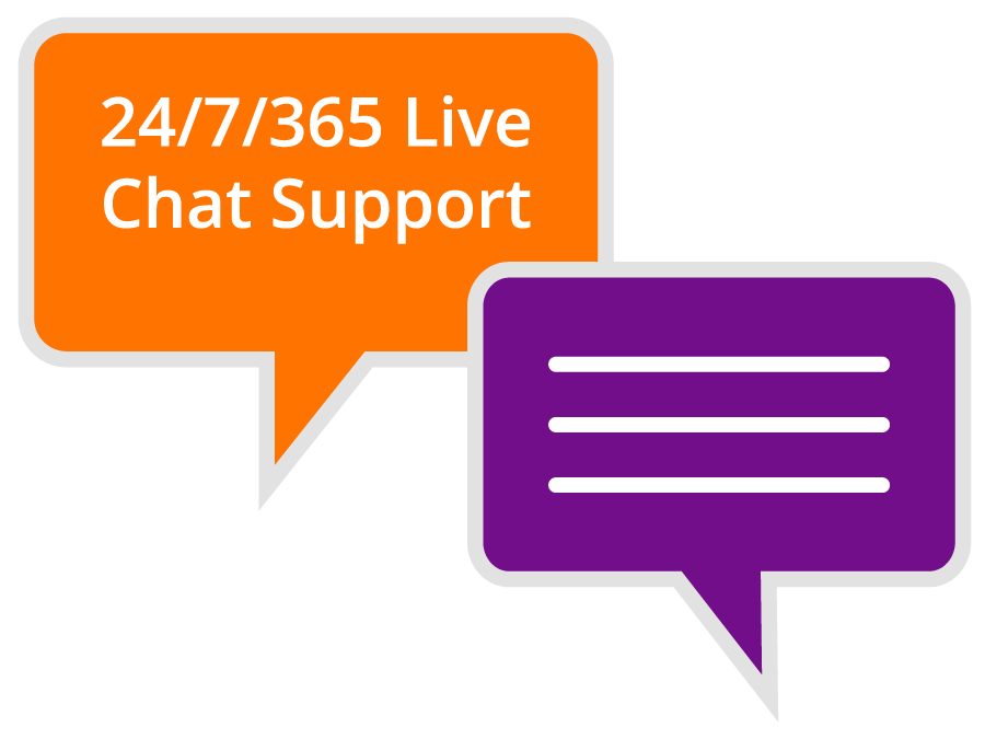 outsourced chat support